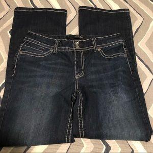 Nine West boot cut Jeans 👖 Size 8/28